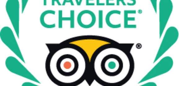 TripAdvisor Travelers'Choice Award Winner 2018