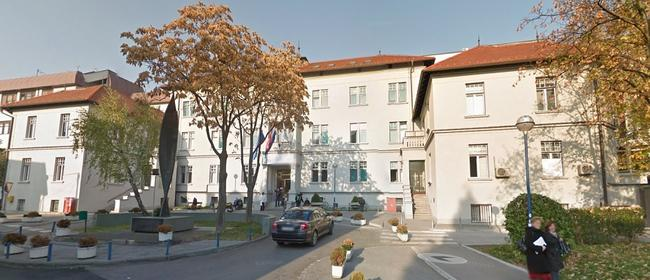 "Main building Hospital ""Sveti Duh"""