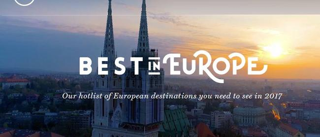 Lonely planet named Zagreb as the best destination in Europe